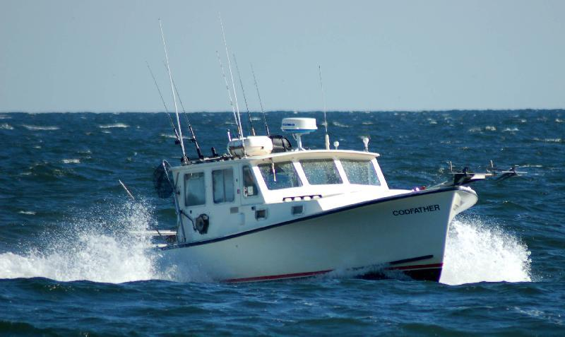 The codfather in freeport nassau county united states for Freeport fishing boats