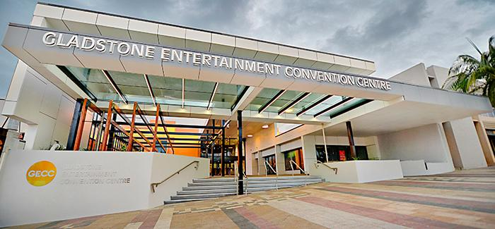 Gladstone Entertainment Convention Centre in Gladstone
