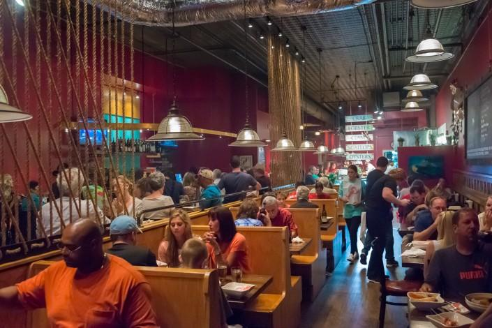 The Lobster Trap Restaurant in Asheville, Buncombe County, United States | Seafood | Live ...