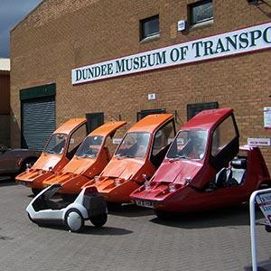 Dundee Museum Of Transport >> Dundee Museum Of Transport In Dundee Central Lowlands