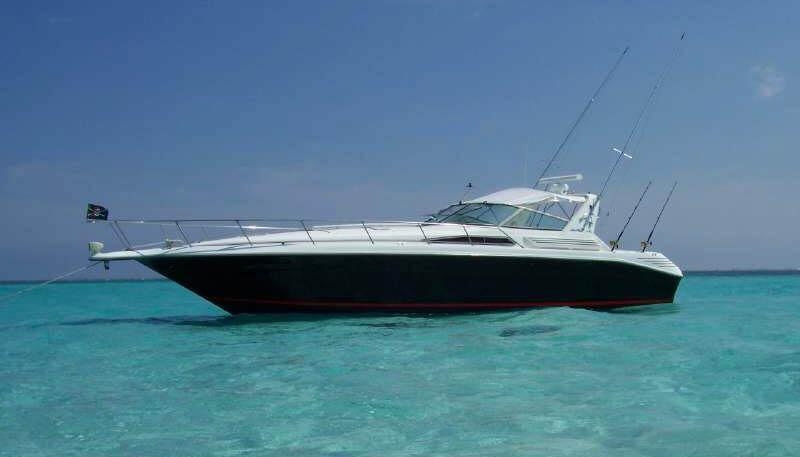 Black princess charters in grand cayman grand cayman for Deep sea fishing grand cayman