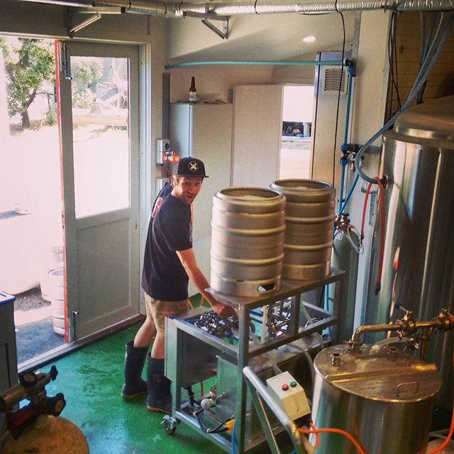 Rogue Wave Brewing Company In Aireys Inlet Polwarth