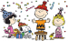 Snoopy's Parties