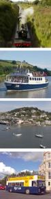 Dartmouth Steam Railway and Riverboat Company